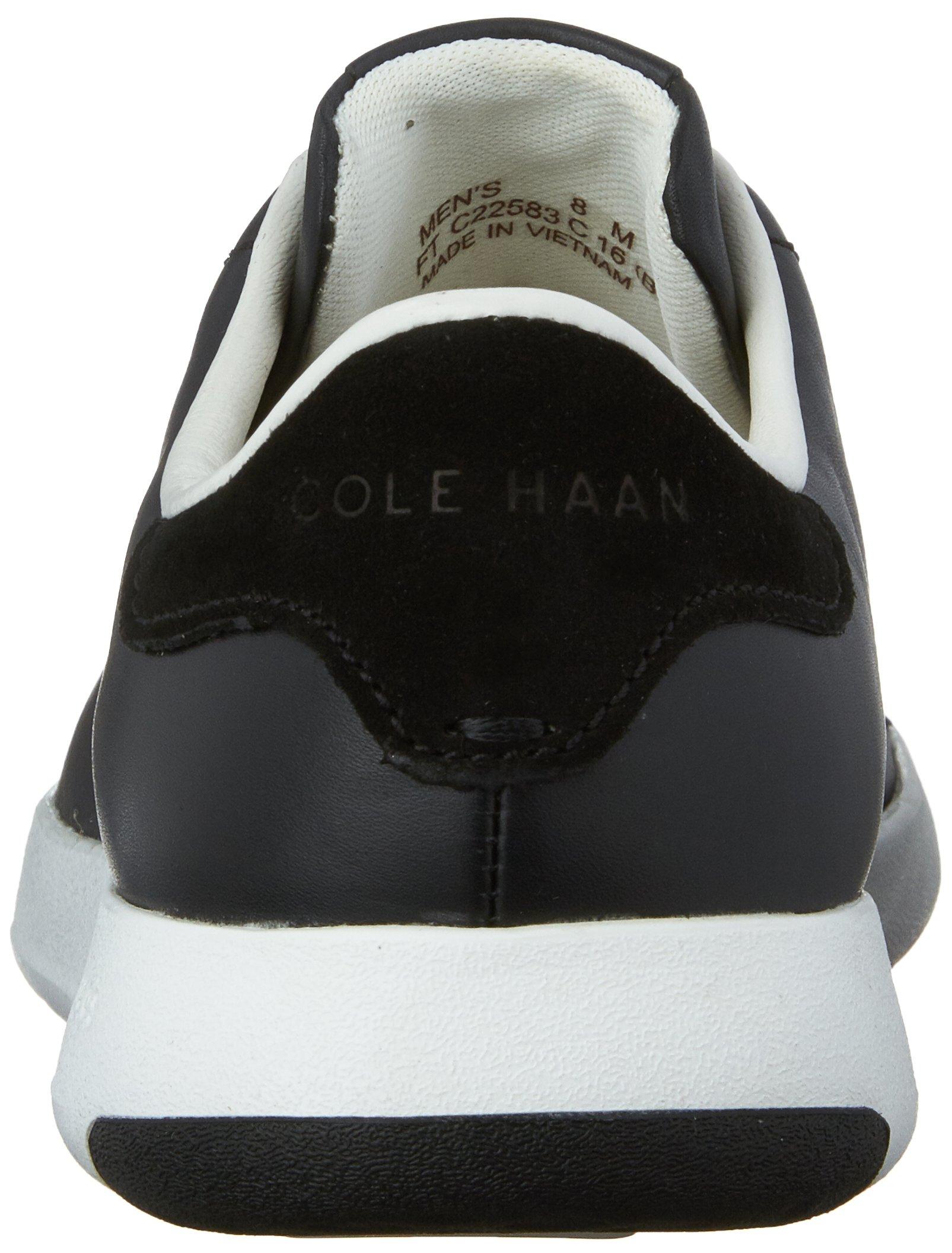 Cole Haan Men's Grandpro Tennis Oxford, Black, 7 M US by Cole Haan (Image #2)