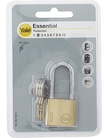 Yale YE1/30/132/1/B Candado de Seguridad de Arco Largo