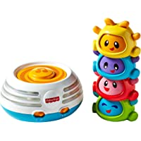 Fisher-Price- Disney Bailones apilables, Multicolor (Mattel DHW29)