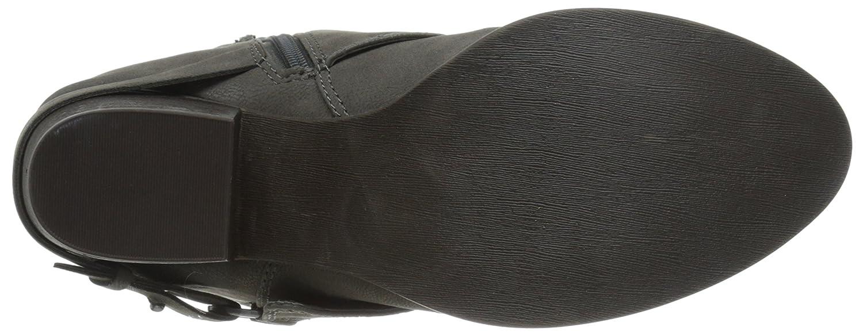 Fergalicious Women's Liza Boot B00WYB0XY6 9 B(M) US|Grey