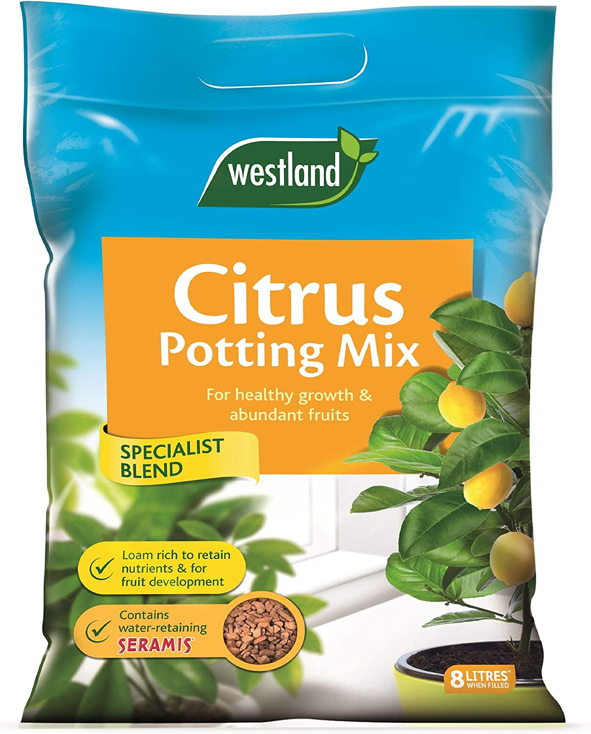12 X CHEMPAK HOUSE CITRUS TREE PLANT SUMMER FEED FOOD FERTILISER 200G