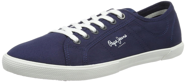 Pepe Jeans Herren Aberman 2.1 Niedrig Top  Amazon    Amazon Schuhe & Handtaschen ee4d51