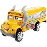 Disney Cars DXV94 Cars 3 Deluxe Miss Fritter Vehicle