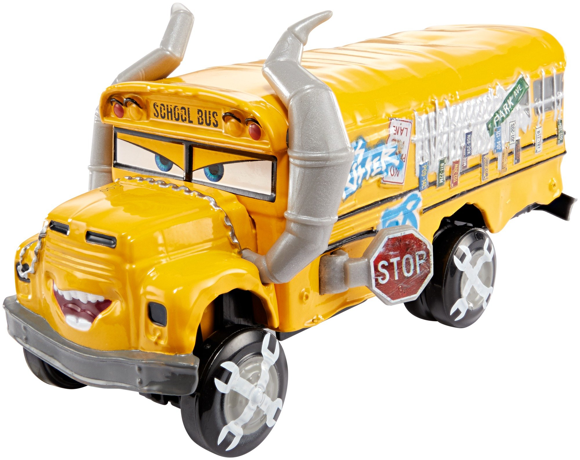 Disney Cars Diecast: Cars 3 Diecast Mattel: Amazon.com