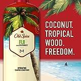Old Spice Fiji with Coconut Men's 2 in 1