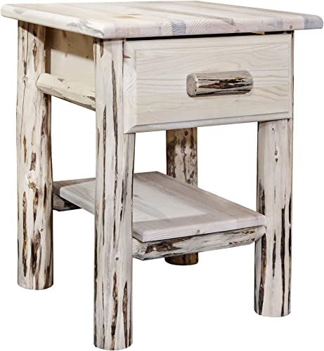 Montana Woodworks Montana Collection Nightstand