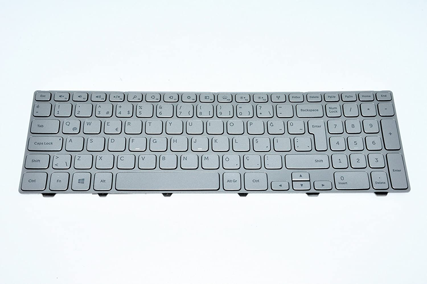 61ec43ede93 DELL INSPIRON 7537 TURKISH KEYBOARD G2D28: Amazon.co.uk: Computers &  Accessories