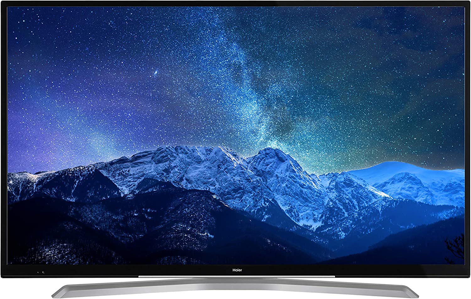 Haier - Televisor Haier LED de 50 pulgadas UHD 4K Smart TV: Amazon.es: Electrónica