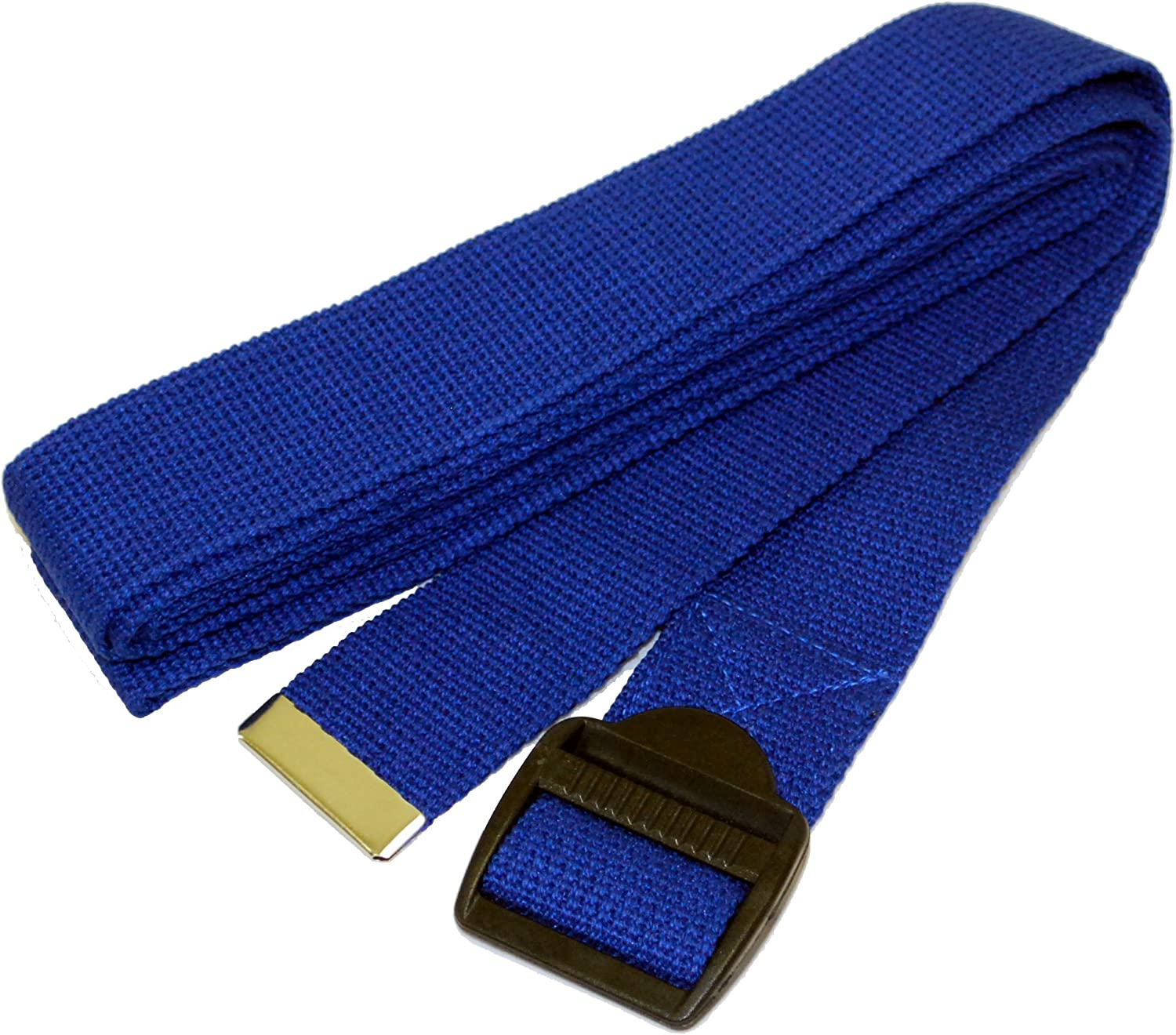 Yoga Direct 6-Feet Yoga Strap with Clip Style Buckle