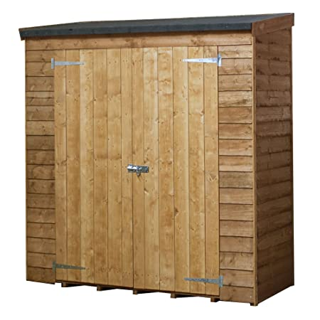 g heavy itm cladding is image duty wooden loading premium s sheds garden workshop shiplap t shed
