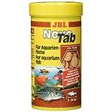 JBL Alleinfutter für fleischfressende Aquarienfische, Tabletten NovoTab