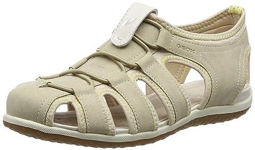 DSandales Geox Femme Vega Sandal Fermées D K3F5Tc1Jul