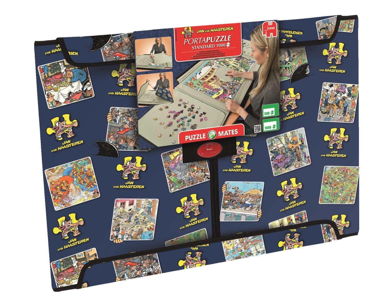 Jumbo Spiele 01112–Soporte para Puzzles estándar Jan Van haasteren Spielen / Raten