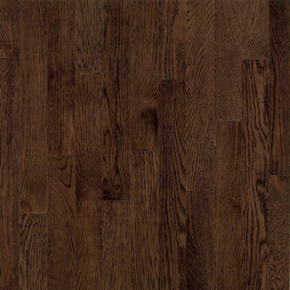 American Originals Barista Brown Oak 3/8 in. Thick x 3 in. Wide Engineered Click Lock Hardwood Flooring (22 sq.ft./case)