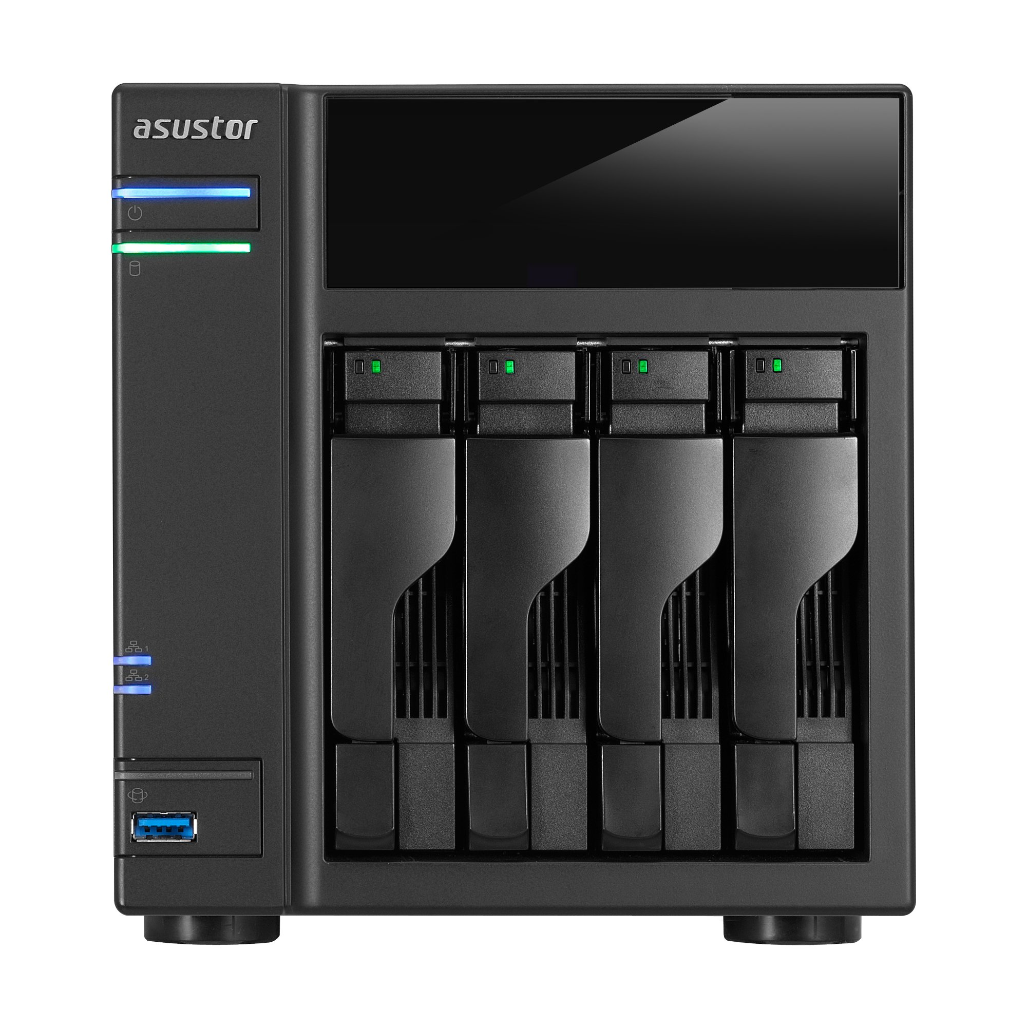 ASUSTOR AS6104T 4-Bay INTEL Dual-Core NAS