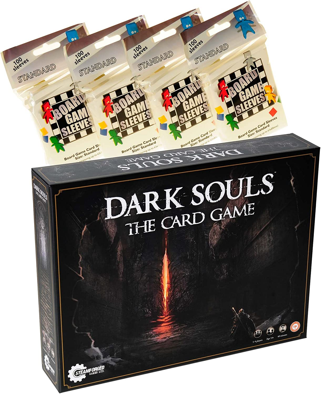 Dark Souls el Juego de Cartas || Bonus 400 Fundas Transparentes ...