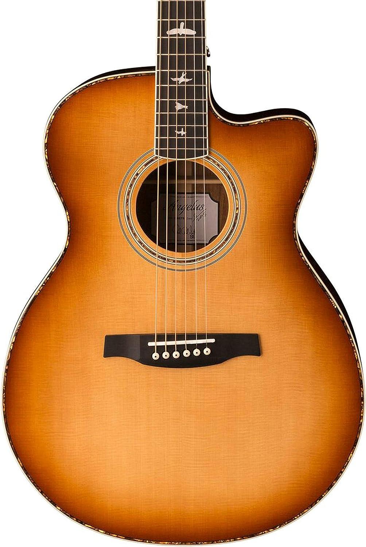 PRS Paul Reed Smith Guitarra acústica/eléctrica, tobacco sunburst