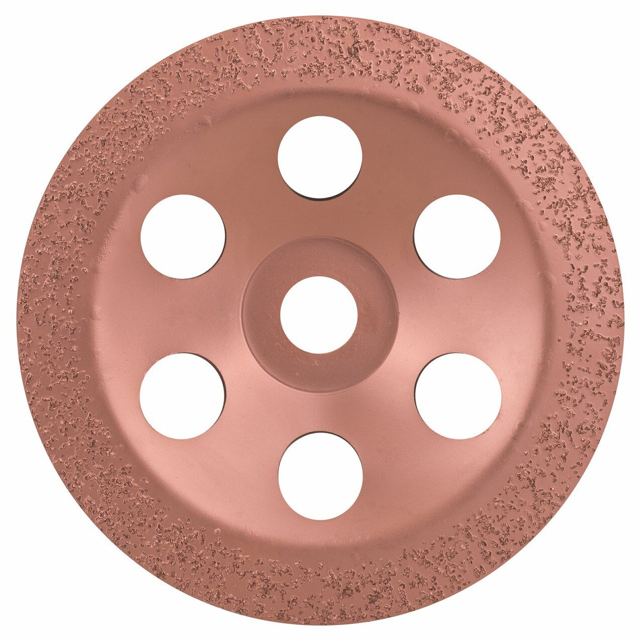 Bronze Bosch 2608600362 Hard Metal Cutting Disc Fine//Flat 180 mm