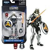 Amazon.com: Marvel Legends Legendary Riders – Figura: Task ...