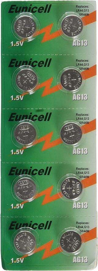 Ag13 Lr44 Knopfzellen Alternativbezeichnungen A76 Elektronik