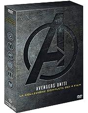 Avengers collezione 1-4 dvd