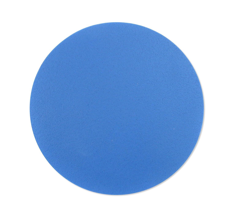 4 Diameter American Educational Products A-9725793AE Circle Printing Block Blue 4 Diameter AMEP