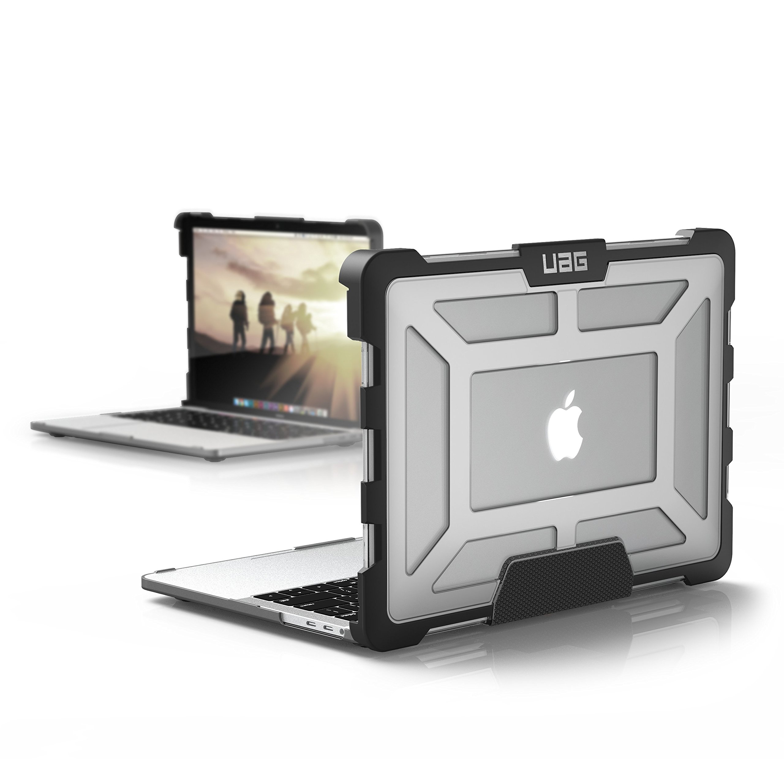 Urban Armor Gear UAG MacBook Pro 13-inch (4th Gen, 2016-2019) Feather-Light Rugged [Ice] Military Drop Tested Laptop Case by URBAN ARMOR GEAR