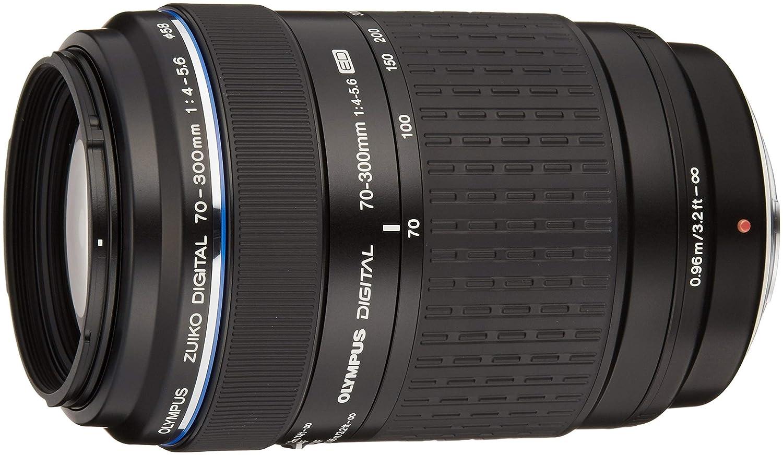 Olympus Zuiko 70 300mm F 40 56 Ed Lens For Mzuiko Digital 4 Is Pro And Panasonic Standard Four Thirds Slr Cameras Camera Photo