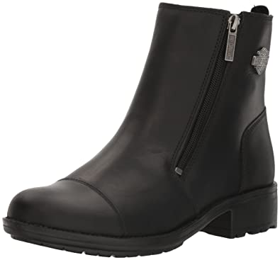 Harley-Davidson Amherst Ankle Boot (Women's) TNH813XcRD