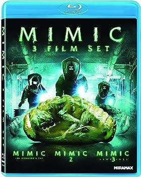 Mimic 3 Film Set (Mimic / Mimic 2 / Mimic 3) on Blu-ray