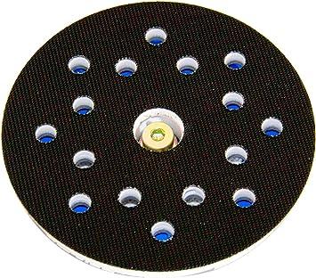 Rupes Klett Stützteller Polierteller Für Poliermaschinen Hart 125 Mm Für Lhr 15e Auto