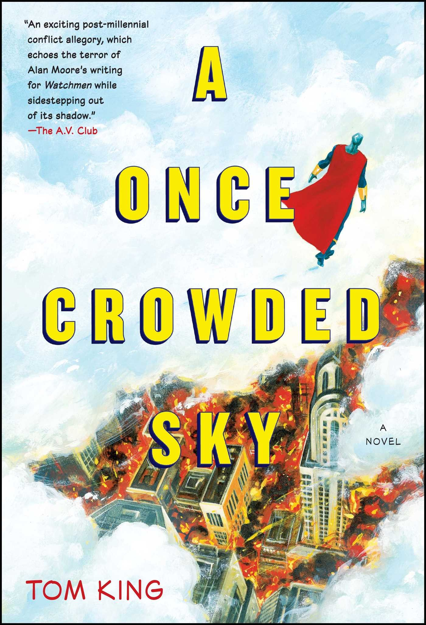 Download A Once Crowded Sky: A Novel PDF