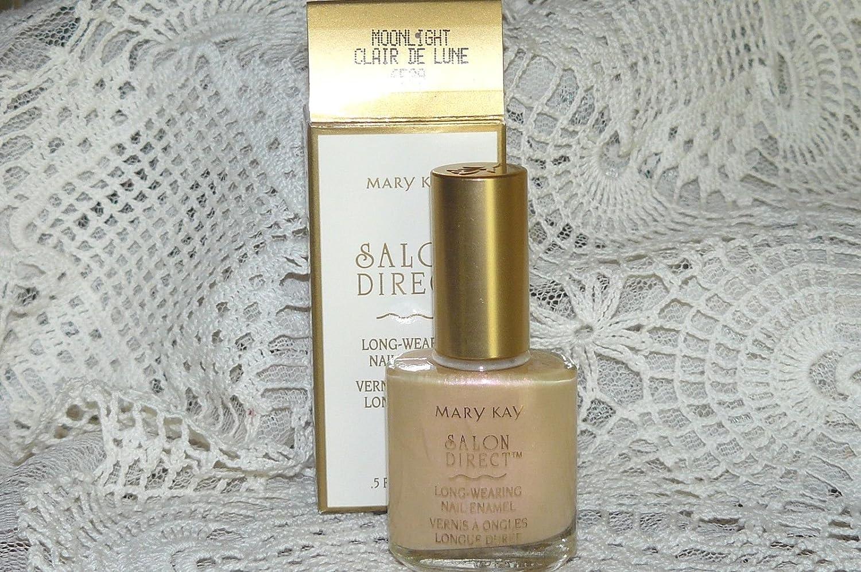 Amazon.com : Mary Kay Salon Direct Long Wearing Nail Enamel ...