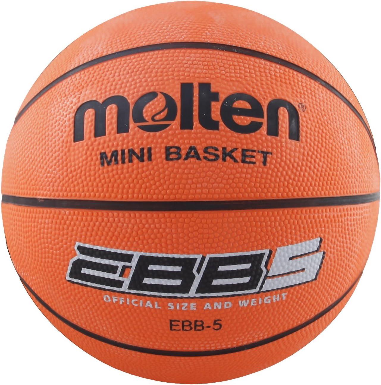 Molten EBB - Balon de Baloncesto Amateur, Hombre, Naranja, Talla 7 ...