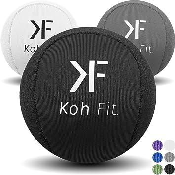 Amazon.com: Koh Fit - Bolas de alivio del estrés, 2 libros ...