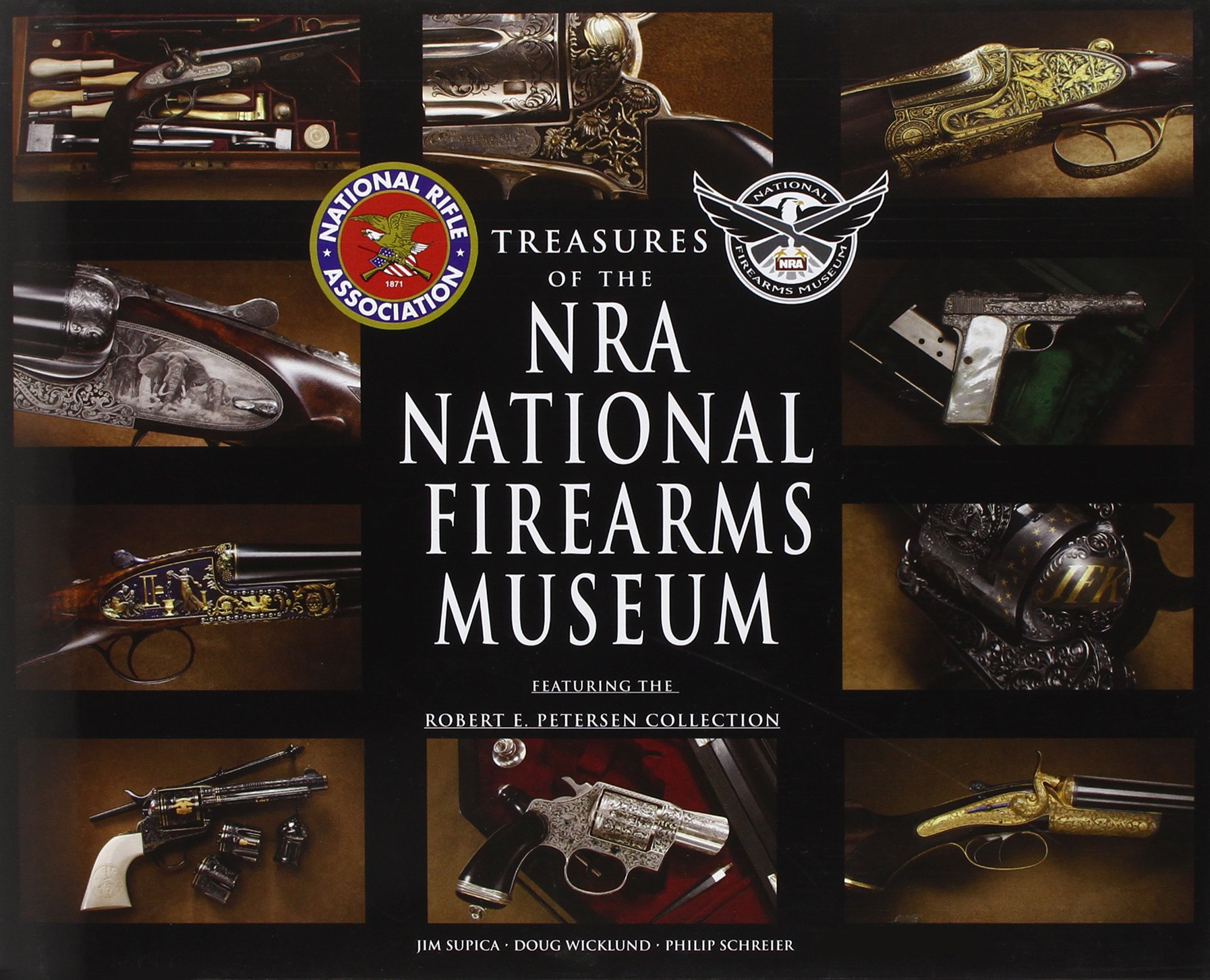 Amazon.com: Treasures of the NRA National Firearms Museum ...
