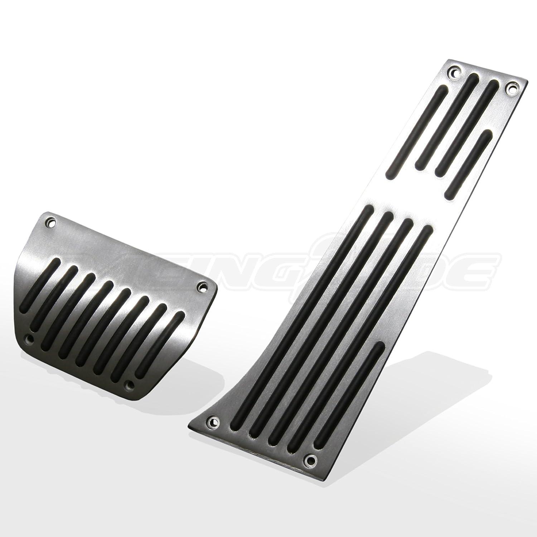 R24 Aluminium Pedal Set fü r Automatikgetriebe racing24de 702-F25