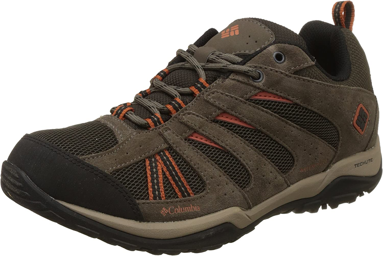 Columbia Mens North Plains Drifter Wide Hiking Shoe