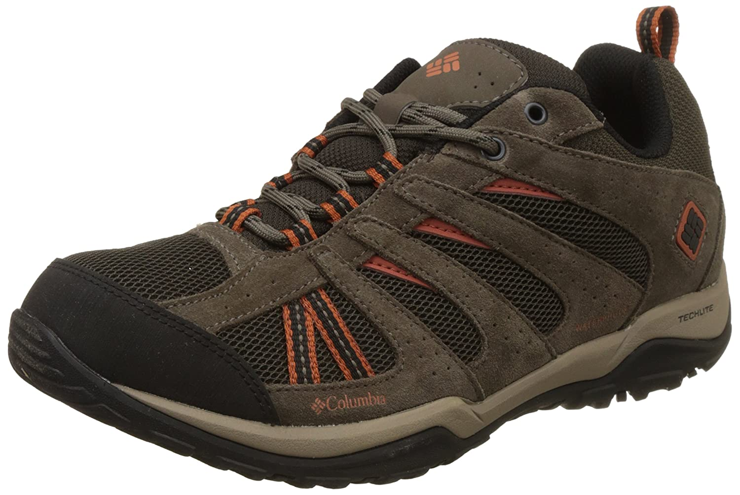 Columbia Herren North Plains Drifter Waterproof Trekking- & Wanderhalbschuhe