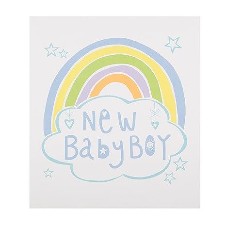 Hallmark 25491082 - Tarjeta de felicitación para bebé ...