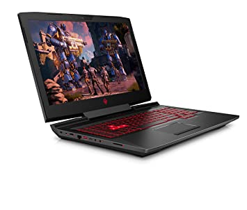 Hp Omen 17 An014na 17 3 Inch Fhd Gaming Laptop Shadow Black