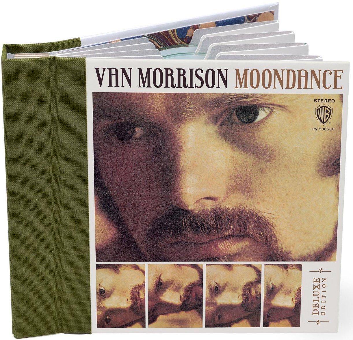 Moondance (Deluxe Edition)(4CD w/Blu-Ray) by Rhino