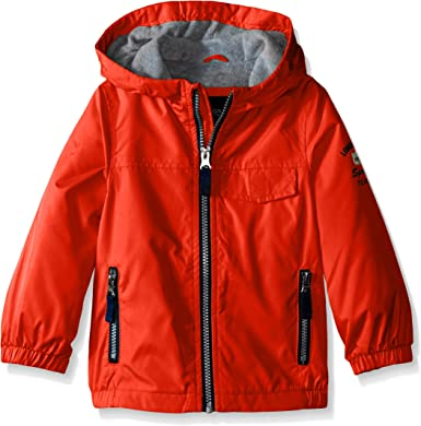 LONDON FOG baby-boys Fleece Lined Windbreaker Jacket