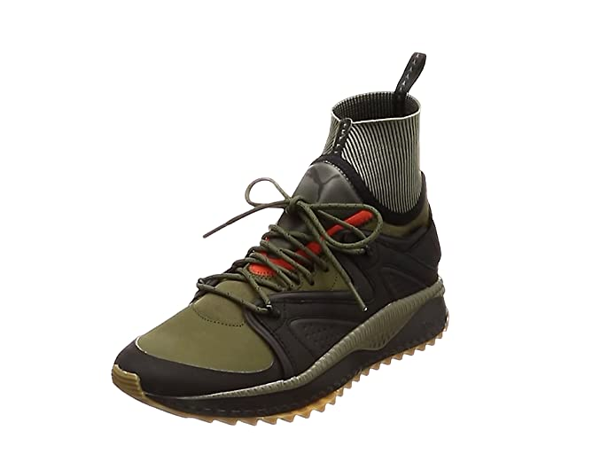 Puma TSUGI Kori chaussures black olive night: