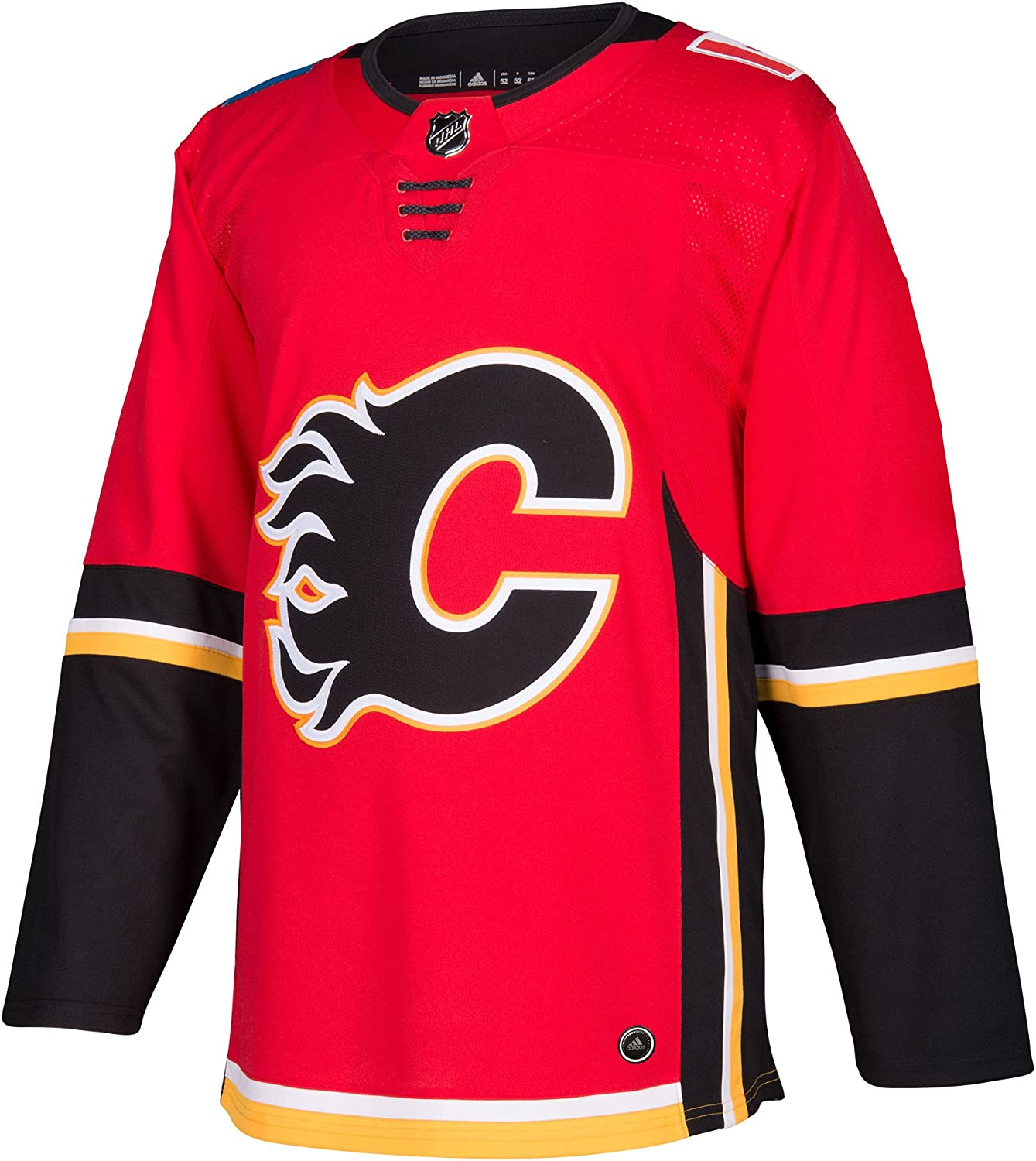 Calgary Flames Nhl Authentic Pro Home Jersey Jerseys Amazon Canada
