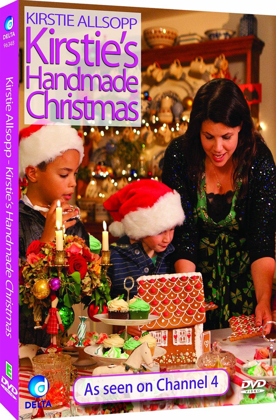 Kirstie Allsopp: Kirstie's Handmade Christmas [Reino Unido]
