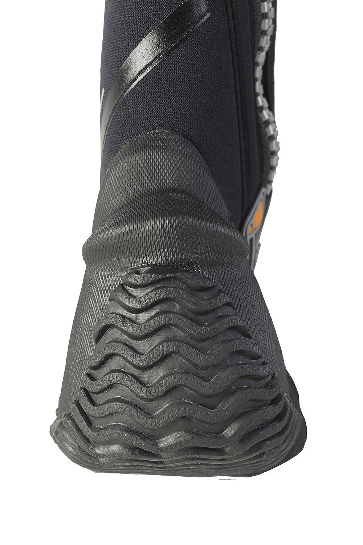 Seac Basic HD Taucherschuhe f/ür Ger/äteflosse F/ü/ßling aus 5 mm Neopren und fester Laufsohle