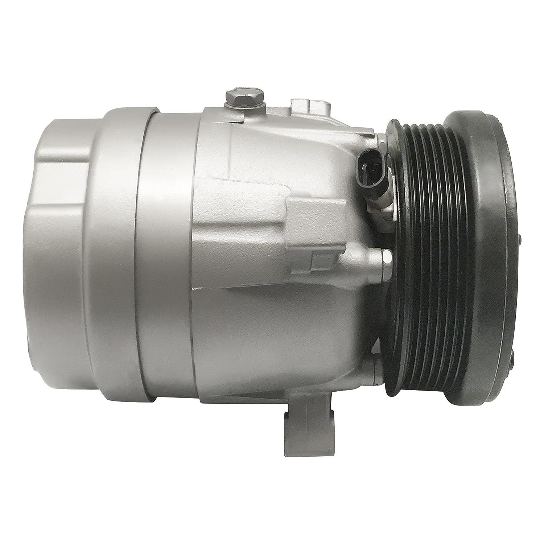 RYC Remanufactured AC Compressor and A//C Clutch EG992