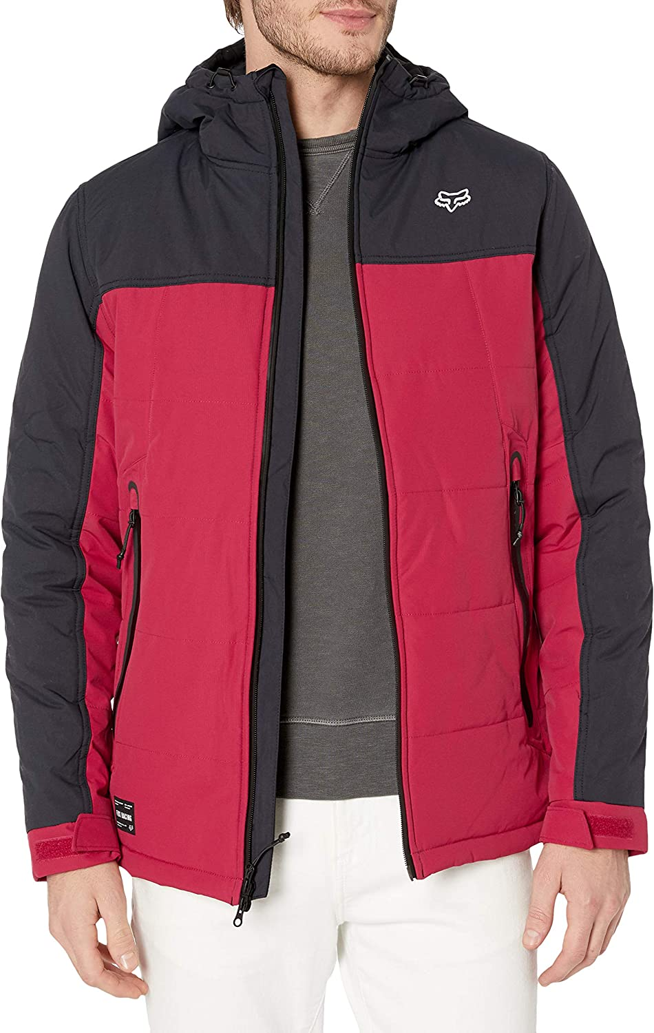 Fox Racing mens Insulated Jacket