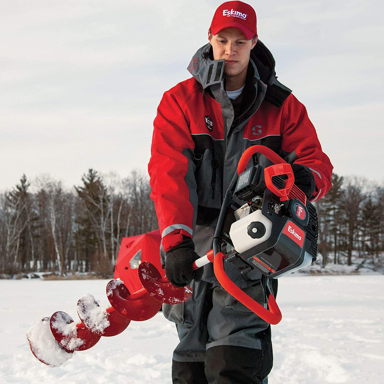 8-10 Inch Eskimo Propane Rocket Ice Augers